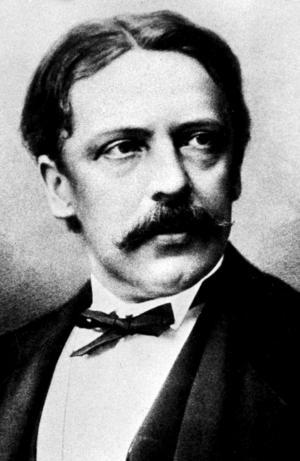Författaren och diktaren Viktor Rydberg. Copyright: Scanpix.