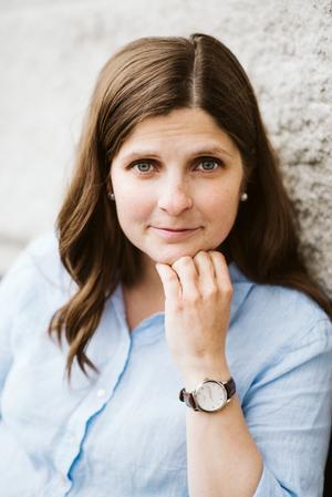 Foto: Maria Lindeskär, Pressbild LibrisSusanne Tell.
