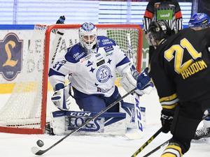 Enligt Hockeynews.se blir kvalet mot Mora Jonas Arntzens sista matcher i Leksands IF. Foto: Ulf Palm/TT
