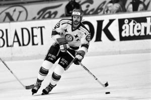 Ove Olsson. Foto: Bildbyrån.