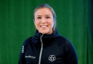 Elin Lundberg. Foto: Maja Suslin/TT