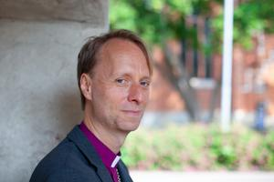 Biskop Mikael Mogren. Foto: Åke Paulsson