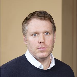 En glad Erik Hedlund ser fram emot att jobba som kommunchef i Nordanstig. Bild: Din Tur/pressbild