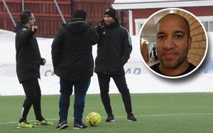 Klebér Saarenpää hoppas på tufft motstånd mot AFC Eskilstuna.