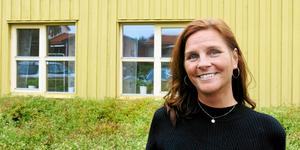 Trogen Vikingaskolan i tio år förutom en kort utflykt till Borlänge.