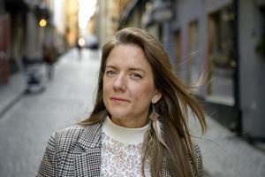 Författaren Tove Folkesson.