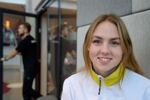 Sara Junevik. Foto: Jessica Gow/TT