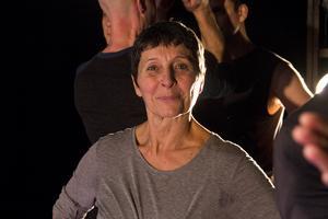 Dansaren Francoise Fournier var nästan jämnårig med Per Jonsson, och arbetade med honom.