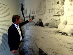 Anders Zorn var en flitig fotograf och hade ofta med sig kameran på sina resor, berättar Johan Cederlund, chef på Zornmusset.