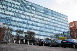 Archus arkitekter har kontor i Melkerhuset i centrala Västerås. Arkivbild.