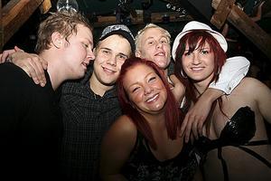 Konrad. Coffe, Daniel, Fredrik, Tintin och Michaela
