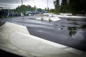 Enligt skateparks- designern Conny Björklund, är det en stor efterfrågan på den här typen av park.