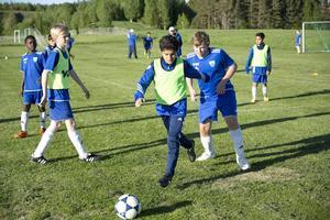 Moltas Danielsson, Ismail Al Horan och Maximilian Gustafsson-Ygberg spelar alla i Ope Zlatan.