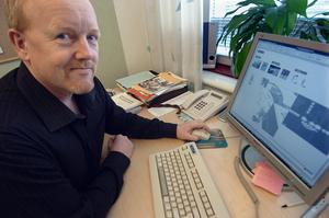 Kommunikationschefen Anders Brorén anklagas för att  vara sexistisk och ha en kvinnoförnedrande jargong. Bild: Arkiv