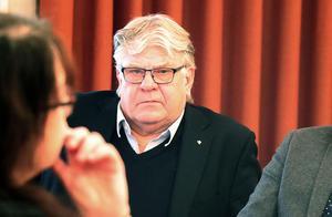 Tomas Milling, ordförande i Ångemoderaterna, tycker Anders Mjärdsjö är ett bra förstanamn för partiet.