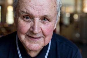Jan-Åke Kansbod, 80 år, Borlänge.