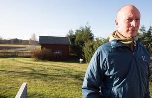 Daniel Banck och resten av familjen bor på en gård, som ligger bara ett par kilometer från hans barndomshem.