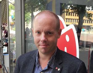 Kommunstyrelsens ordförande Andreas Sjölander (S) fick träffa civilminister Lena Micko (S) i fredags för att prata utmaningarna inom de kommunala ekonomierna.