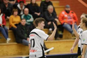 Hanna Larm Gjorde  4-2 för Söderhamn