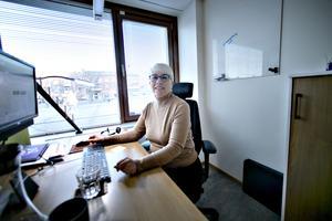 HR-strategen Behvokh Honarmand jobbar med personalfrågor.