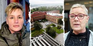 Catrin Eliasson (L), ledamot i Hälso- och sjukvårdsnämnden har inte förstått sin uppgift menar insändarskribenten oppositionsrådet för Sjukvårdspartiet Pia Lundin.
