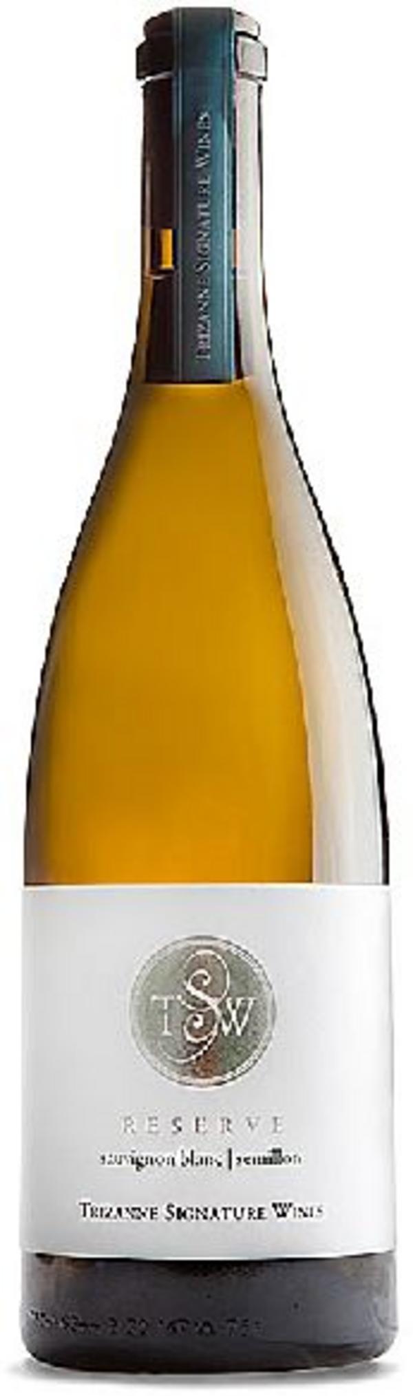 TSW Reserve Sauvignon Blanc Semillon 2016.