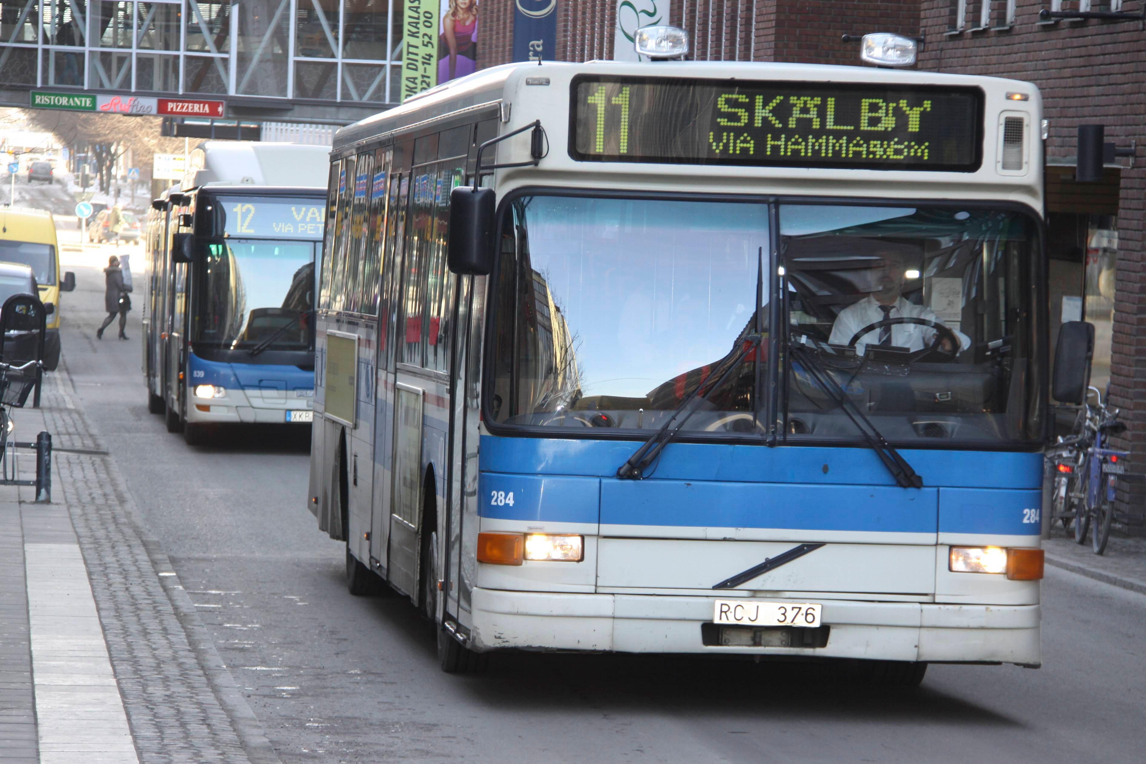 Bussbiljetten kan bli dyrare