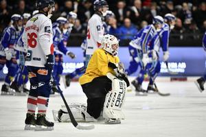 Efter två raka SM-guld blev det sorti i semifinalen mot Villa Lidköping förra säsongen.