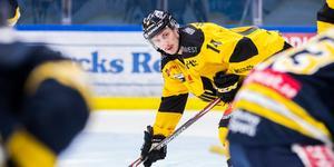 Jesper Johansson ådrog sig en lättare hjärnskakning och om allt går som det ska kan forwarden vara tillbaka redan i mitten av nästa vecka.