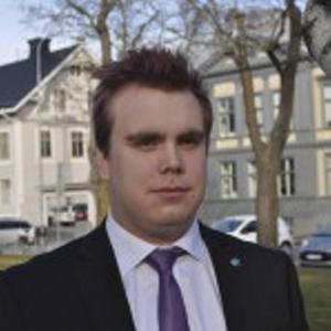 Mattias Eriksson, oppositionsråd, Sverigedemokraterna.