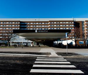 Sundsvalls sjukhus. Bild: Mårten Englin