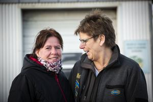 Ulrika Edholm och Johanna Strandell