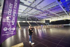 I Alfahallen blir det VIP-restaurang och även avslutningsdisco på söndagen, samt prisceremonier för stafetterna. Övriga ceremonier sker på Gunder Hägg-stadion.