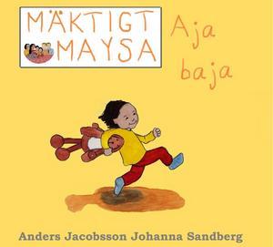 Johanna Sandberg har illustrerat böckerna i Maysa-serien.