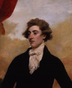 William Beckford 1782. Målning av Joshua Reynolds.
