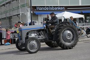 Traktorcruising i Kvissleby.