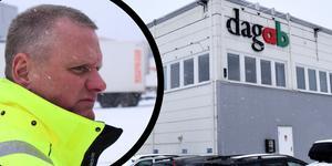 Mikael Persson har jobbat vid Dagab i 39 år.