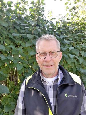 Stefan Forsberg, skogskonsulent, Skogsstyrelsen Örebro/Sörmland. Pressfoto