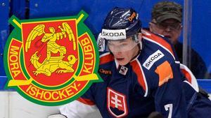Marek Daloga är klar för Mora.