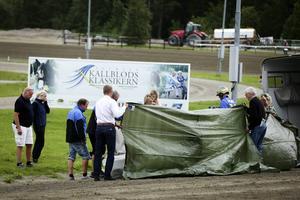 Hästen Bandit dog efter ett lopp på Östersundstravet i augusti 2015. Under 2015/2016 har elva hästar dött i tävlingssammanhang.