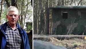 Den 30 augusti kom det till kännedom att ett flertal byggnader uppförts ute på Orarna. – Det finns bestämmelser för naturreservat som förbjuder uppförande av byggnad, säger Peter Ståhl, handläggare på Länsstyrelsen.