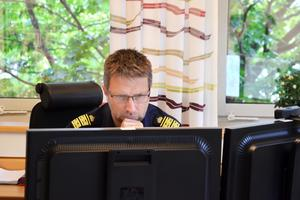 Sedan februari månad är Kenneth Bergquist polisområdeschef för Västernorrland, den högsta befattningen i länet. Innan dess hade han den befattningen som tillförordnad.
