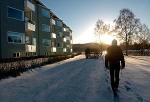 Bostadsrätterna i Härnösand har den senaste tremånadersperioden stigit med drygt 36 procent.Garvaregatan tillhör de mest attraktiva områdena i kommunen.