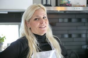 Helena Österberg vill fortsätta jobba med mat och har planer på att göra en kokbok.