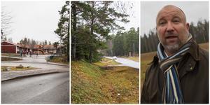 Ny grundskola, ny förskola och idrottshall ska byggas i Enhörna. Den här gången finns inga oöverstigliga hinder, säger Johan Schönbeck.