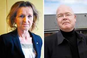 Södertälje och Nykvarn kommer styras av nya politiska majoriteter under ledning av Boel Godner (S) respektive Bob Wållberg (NP).