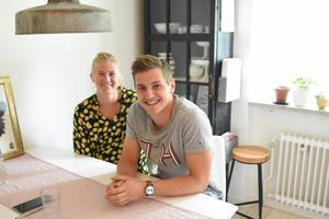 Anton Hedlund och Maja Dahlqvist berättar om vardagen, elitsatsningen och framtiden.