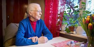 Stina Fröjd avled i sitt hem den 31 december, 108 år gammal.