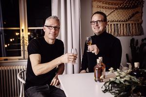 Henrick Hahlén och Jens Zetterlund.