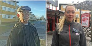 Börje Nordström och Marléne Roesch har åsikter om Norrtäljefängelsets eventuella utbyggnad.